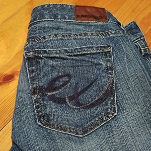 Express Stella Boot Cut Jeans